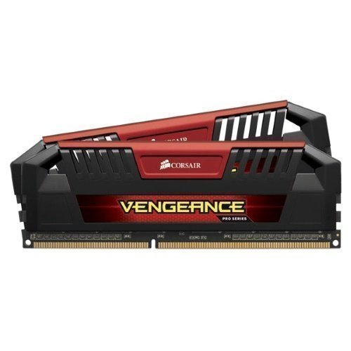 DDR3-DIMM1600 Corsair VENGEANCE PRO RED 16GB (2KIT) DDR3 1600MHz