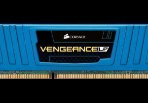 DDR3-DIMM1600 Corsair Vengeance 4x4GB DDR3 1600MHz Low Profile Blue