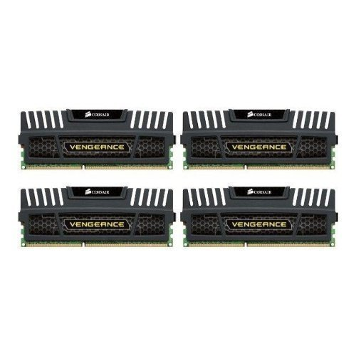 DDR3-DIMM1600 Corsair Vengeance Dual C DDR3 16GB Kit 1600MHz 4x4GB