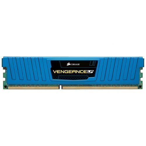 DDR3-DIMM1600 Corsair Vengeance Dual C DDR3 4GB 1600MHz 2x2GB LP Blue
