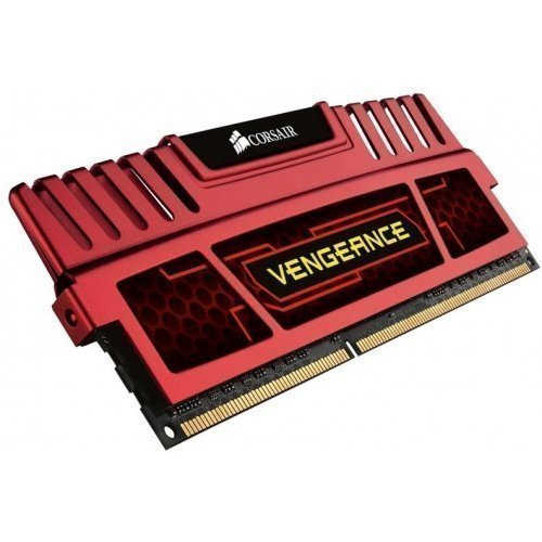 DDR3-DIMM1600 Corsair Vengeance Red 2x4GB DDR3 1600MHz