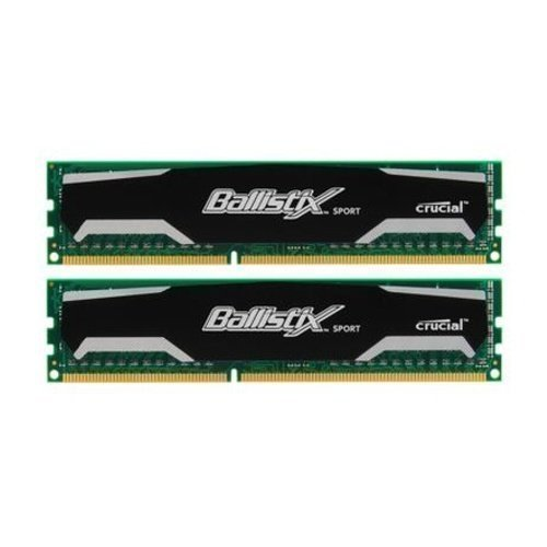 DDR3-DIMM1600 Crucial BallistiX Sport Kit 2x4GB DDR3 1600MHz