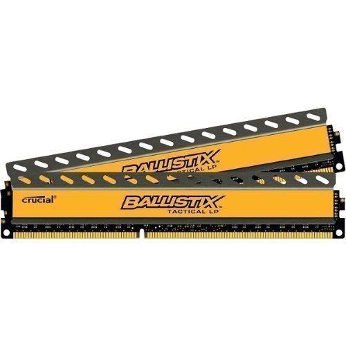 DDR3-DIMM1600 Crucial BallistiX Tactical LP 2x8GB DDR3 1600MHz Low Profile
