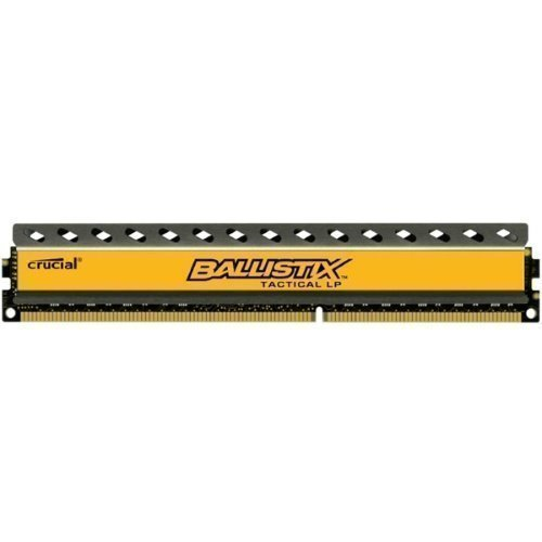 DDR3-DIMM1600 Crucial BallistiX Tactical LP 4GB DDR3 1600MHz Low Profile