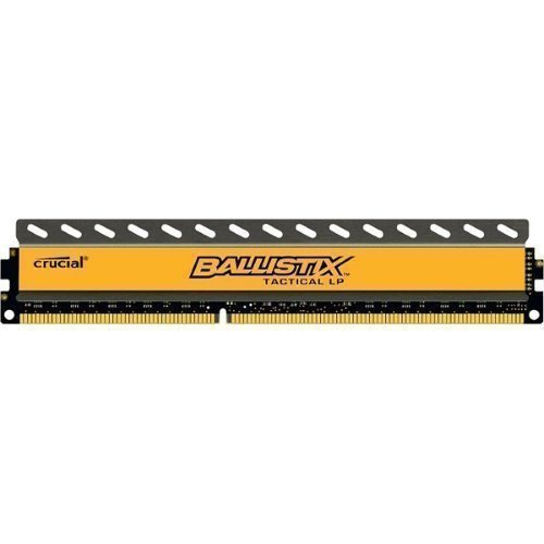DDR3-DIMM1600 Crucial BallistiX Tactical LP 8GB DDR3 1600MHz Low Profile