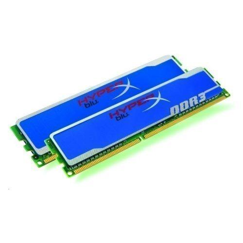 DDR3-DIMM1600 KINGSTON HyperX 8GB RAMKit 2x4GB DDR3
