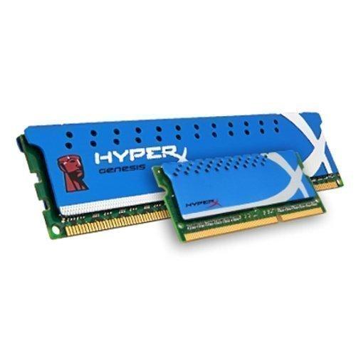 DDR3-DIMM1600 Kingston HyperX Genesis 2x4GB DDR3 1600MHz