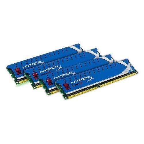 DDR3-DIMM1600 Kingston HyperX Genesis 4x4GB DDR3 1600MHz