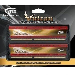 DDR3-DIMM1600 Team Xtreem Vulcan 2x4GB DDR3 1600MHz 1.5V
