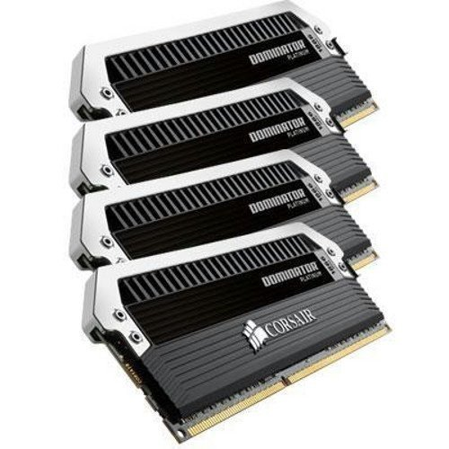 DDR3-DIMM1866 Corsair 16GB (4KIT) DDR3 1866MHz/DOM.PLATINUM