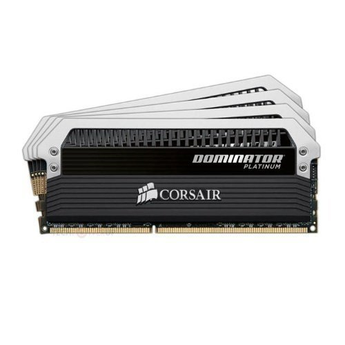 DDR3-DIMM2133 Corsair 2133MHz 16GB 4 x 4GB DIMM Unbuffered 9-11-10-30 DOMINATOR Platinum 1.65V