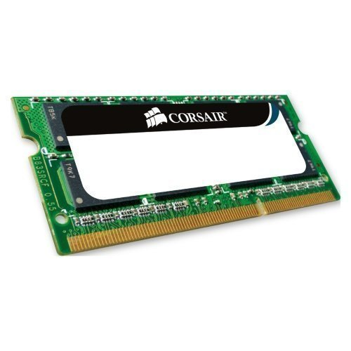 DDR3-SODIMM-1066 Corsair 2GB DDR3 SO-DIMM1066MHz