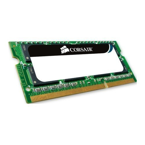 DDR3-SODIMM-1066 Corsair 4GB DDR3 SO-DIMM 1066MHz