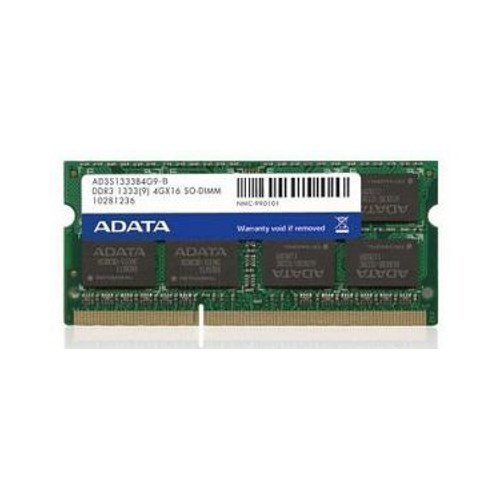 DDR3-SODIMM-1333 A-data Apple Series 8GB DDR3 SO-DIMM 1333MHz