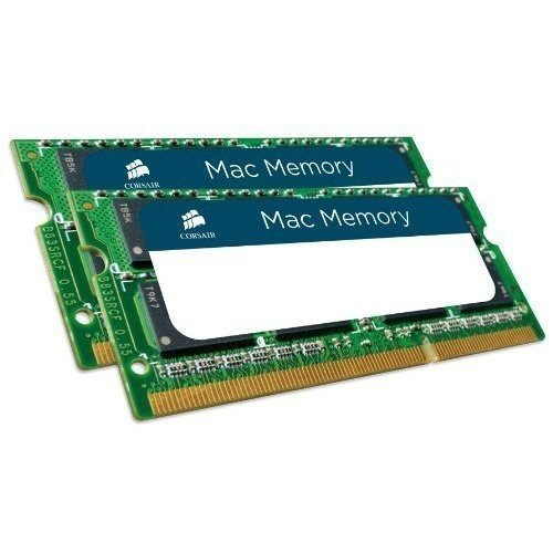 DDR3-SODIMM-1333 Corsair 8GB DDR3 SO-DIMM Apple Qualified 1333MHz