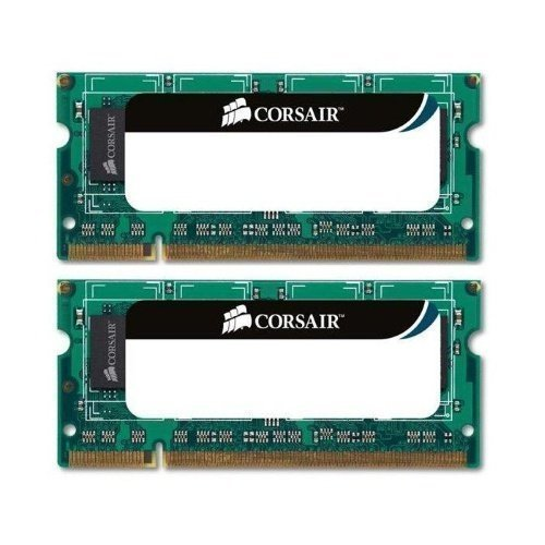 DDR3-SODIMM-1333 Corsair 8GB (KIT) DDR3 SO-DIMM 1333MHz (4GBx2)