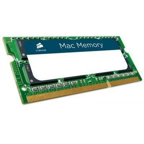 DDR3-SODIMM-1333 Corsair Apple Qualified 4GB DDR3 SO-DIMM 1333MHz