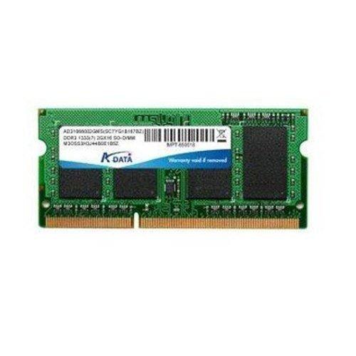 DDR3-SODIMM-1333 DDR3 4GB SODIMM 1333MHz204-pin A-Data