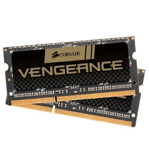 DDR3-SODIMM-1600 Corsair Vengeance SO-DIMM DDR3 PC12800/1600MHz CL10 2x8GB