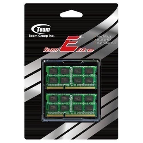 DDR3-SODIMM-1600 Team Elite 2x2GB DDR3 SO-DIMM 1600MHz