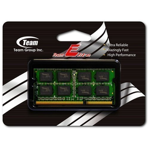 DDR3-SODIMM-1600 Team Elite 8GB DDR3 SO-DIMM 1600MHz