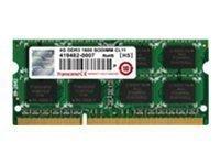 DDR3-SODIMM-1600 Transcend 4GB DDR3 SO-DIMM 1600MHz