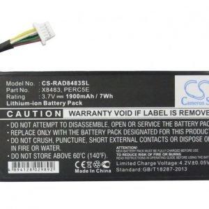 DELL Poweredge PERC5e with BBU connector cable akku 7WH mAh