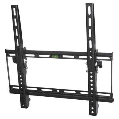 DELTACO näytön/television seinäkiinnike kantokyky max 55kg