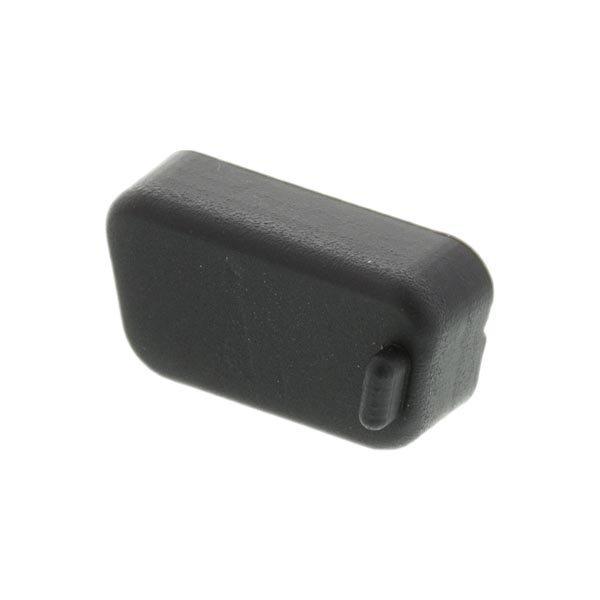 DELTACO pölysuoja VGA-liittimelle 10-p musta