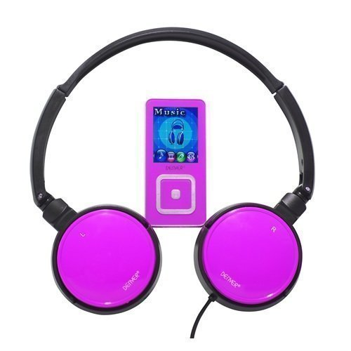 DENVER MPG-2062 Purple 2GB