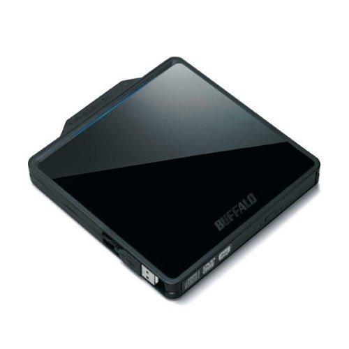 DVD-Ext-Burner BUFFALO 8x Ultra-Slim USB 2.0 DVD Writer