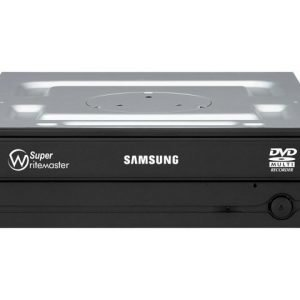 DVD-Int-Burner Samsung SH-224DB/BEBE 24X DL Black Bulk