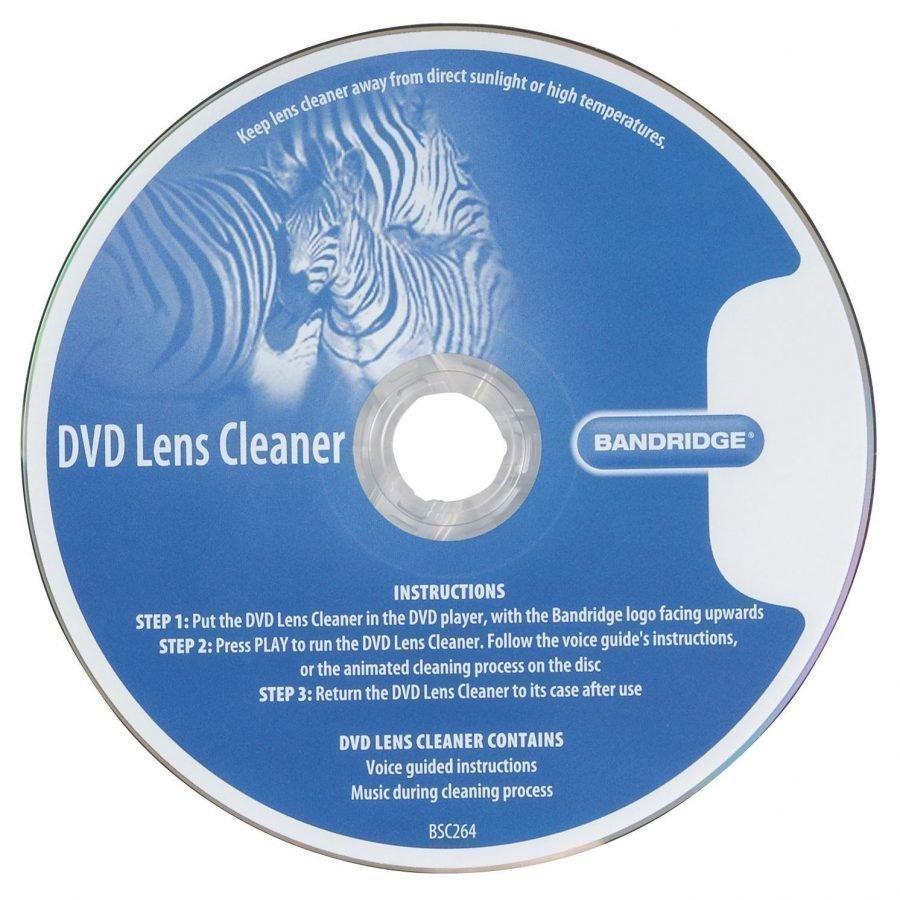 DVD LINSSINPUHDISTAJA