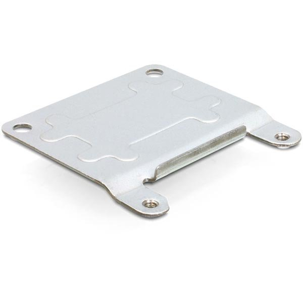 DeLOCK mini PCI-E Adapter gör ett halvstort kort till fullstort sil