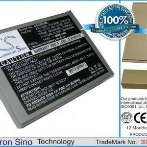 Dell Inspiron 1100 Inspiron 1150 Inspiron 5100 Inspiron 5150 Inspiron 5160 Latitude 100L Latitude 1150 Latitude 5150 Latitude 5160 akku 6600 mAh