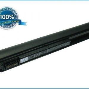 Dell Inspiron 1370 Inspiron 13z P06S akku 2200 mAh - Musta