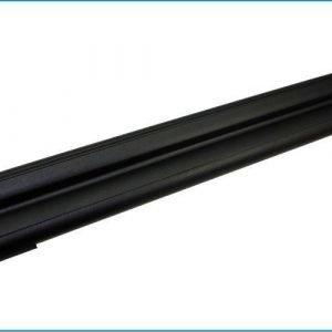 Dell Inspiron 1370 Inspiron 13z P06S akku 4400 mAh - Musta