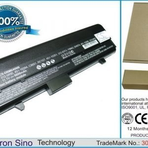 Dell Inspiron 630M Inspiron 640M Inspiron E1405 XPS M140 XPS PP19L akku 6600 mAh