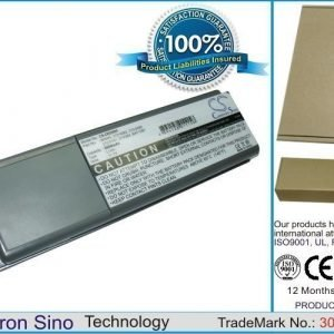 Dell Inspiron 8500 Inspiron 8600 Latitude D800 Precision M60 akku 6600 mAh