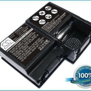 Dell Inspiron 9100 Inspiron XPS akku 6600 mAh