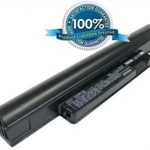 Dell Inspiron Mini 10 Inspiron Mini 1011 Inspiron Mini 10v PP19S Inspiron 11z 2200 mAh Musta