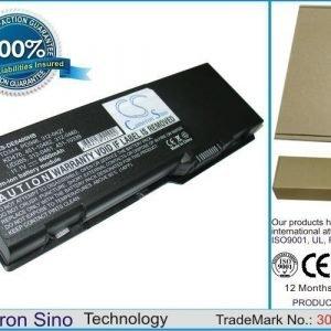 Dell Latitude 131L Inspiron 1501 Inspiron E1505 Vostro 1000 Inspiron 6400 akku 6600 mAh