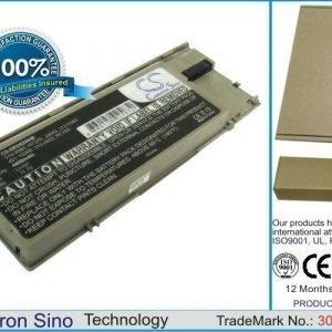 Dell Latitude D620 Latitude D630 Precision M2300 akku 4400 mAh
