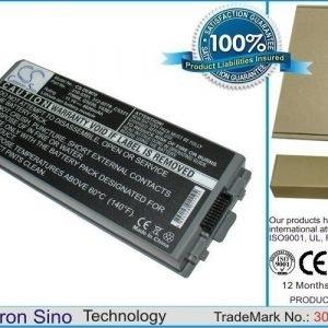Dell Latitude D810 Precision M70 akku 6600 mAh