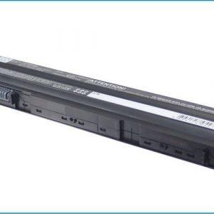 Dell Latitude E5420 E5520 E6120 E6220 E6320 E6420 E6420 ATG E6520 akku 4400 mAh musta