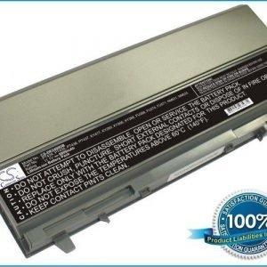 Dell Latitude E6400 Latitude E6500 Precision M2400 Precision M4400 Precision M6400 akku 8800 mAh - Musta
