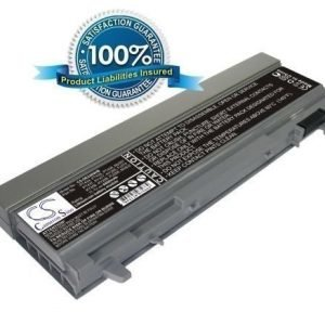 Dell Latitude E6400 Latitude E6500 precision M2400 precision M4400 6600 mAh Musta
