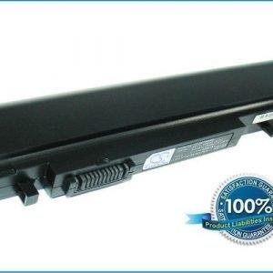 Dell Studio XPS 16 Studio XPS 1640 Studio XPS M1640 akku 4400 mAh - Musta