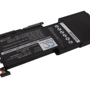 Dell XPS 15-L521x XPS L521x akku 5800mAh / 64.38Wh mAh - Musta