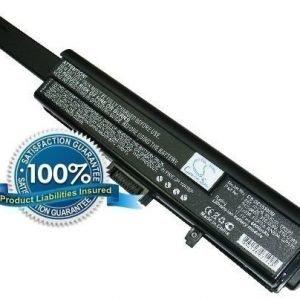 Dell XPS M1530 akku 6600 mAh Musta